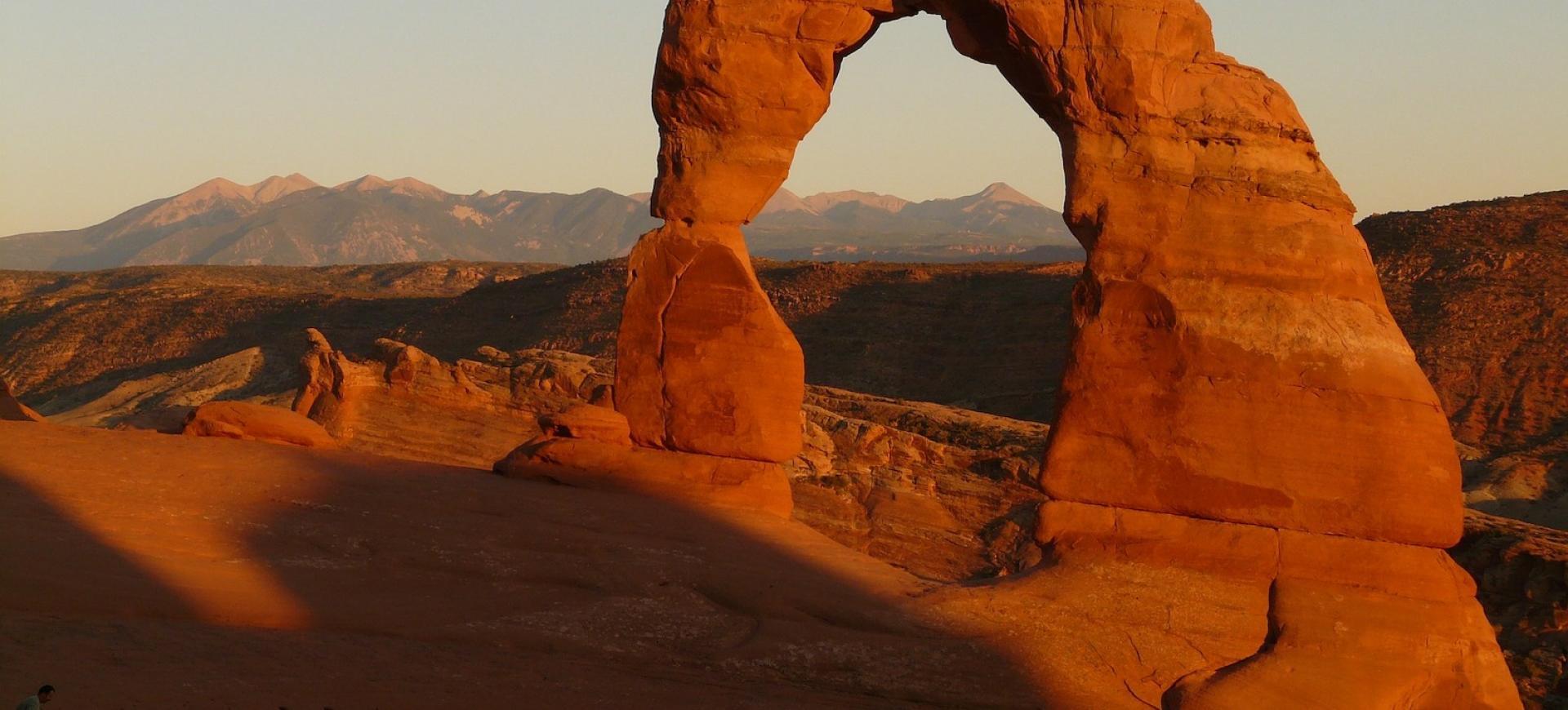 arches national park-wycieczka-usa